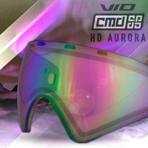 Bunkerkings CMD / VIO Lens - HD Aurora